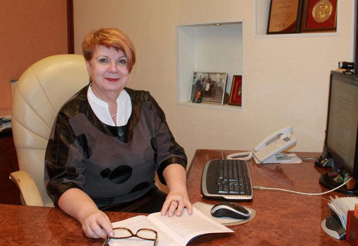Прохорова Надежда Борисовна